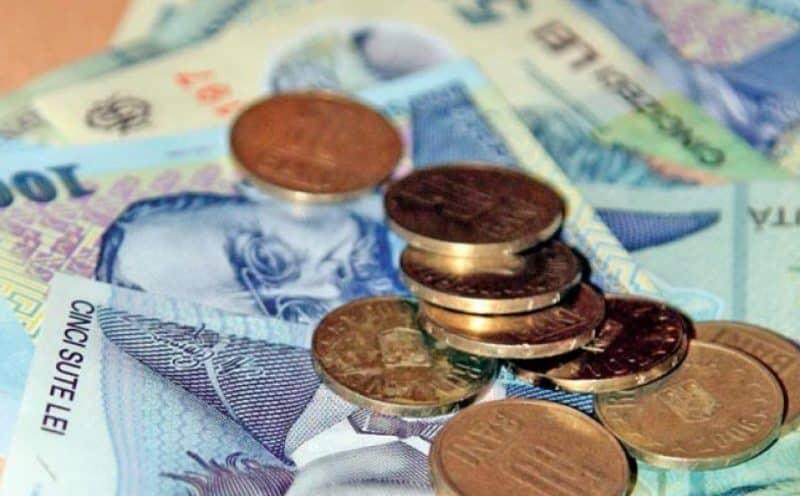 bani lei monede