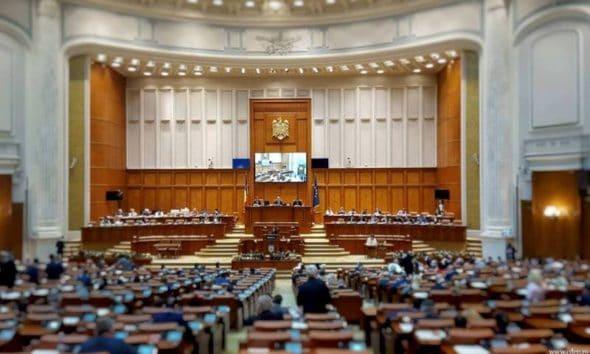 Camera Deputatilor, Parlament