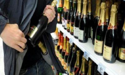 furt magazin alcool