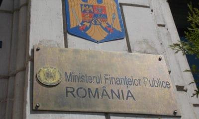 ministerul de finante