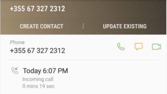 dating eticheta apelului telefonic)