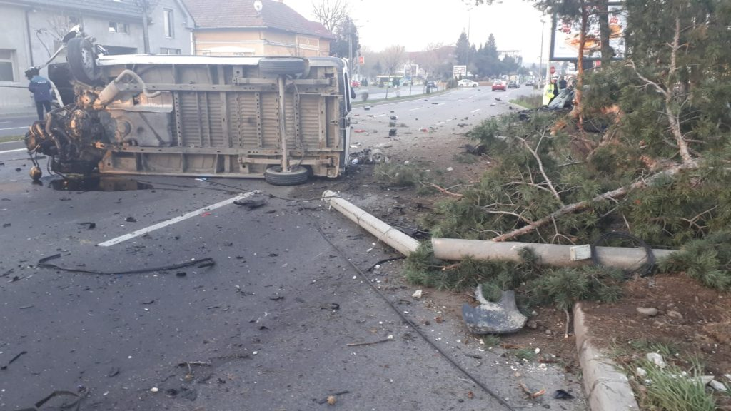 accident mures 1