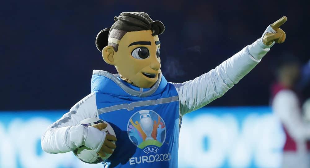 mascota euro 2020