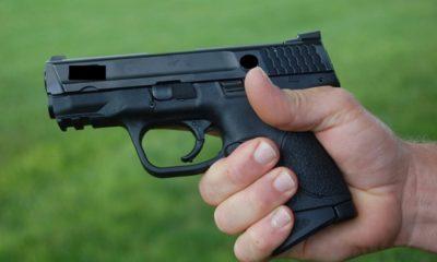 pistol 9 mm