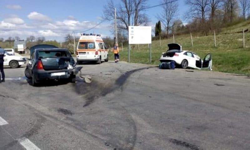 accident Saula Cluj