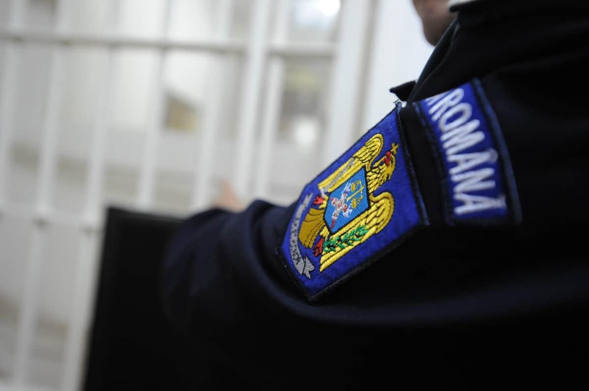 arest politie