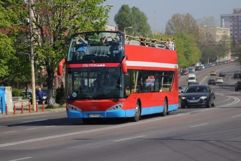 autobuz etajat constanta