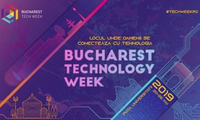 bucharest tech week