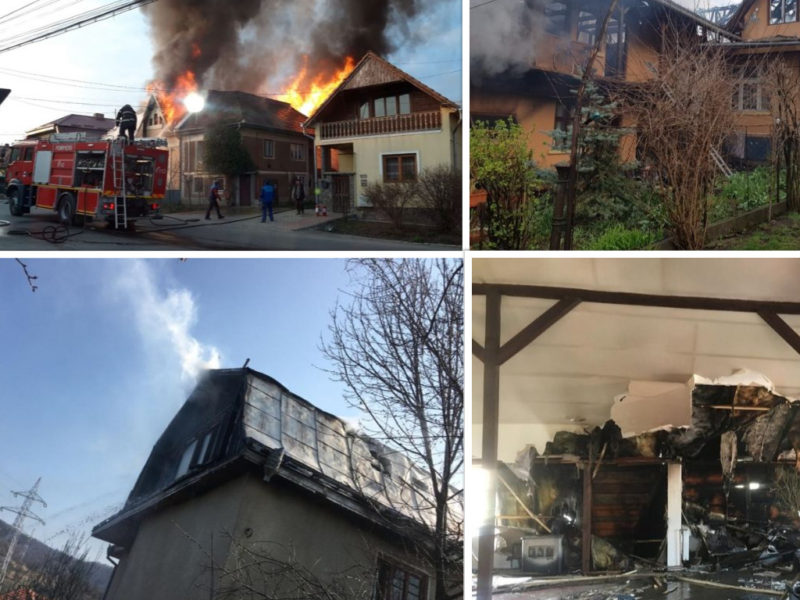incendii case mures