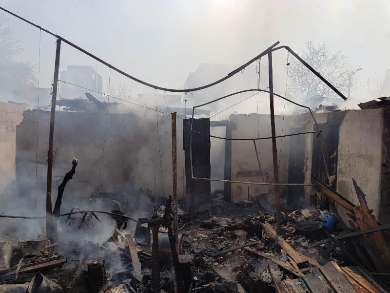 incendiu casa mures