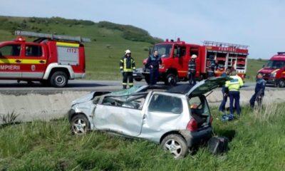 accident centura apahida valcele