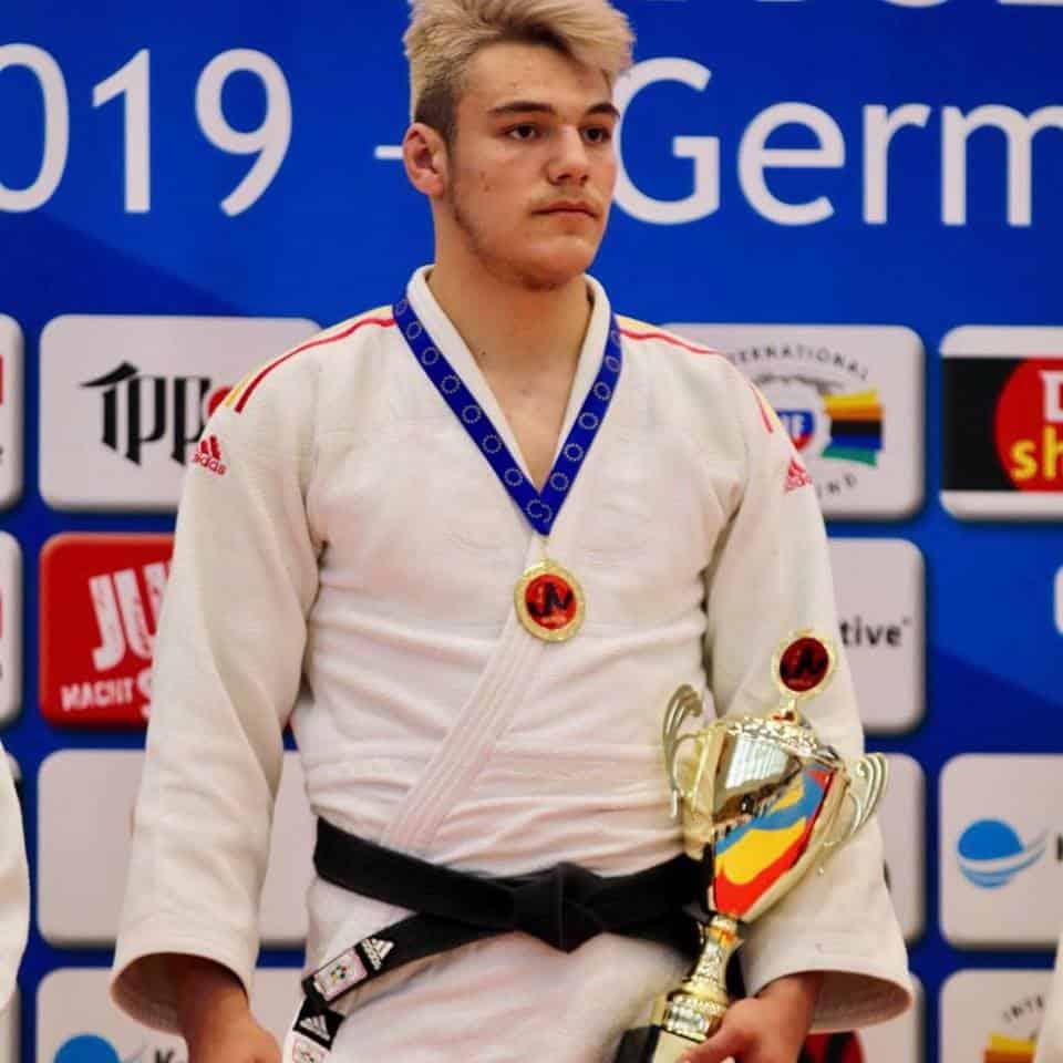 alex cret judo