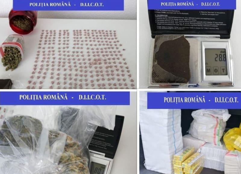 captura droguri