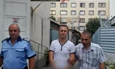 politist retinut