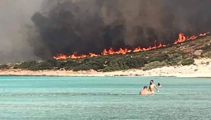 grecia incendii