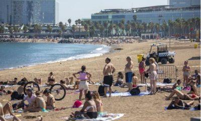 barcelona plaja bomba