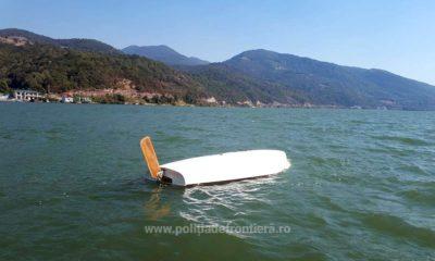 barca salvat