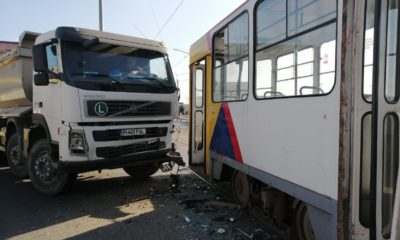 accident tramvai