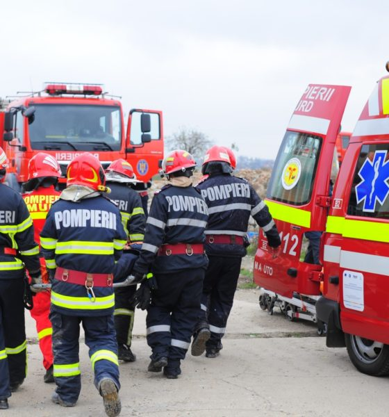 pompieri ambulanta general