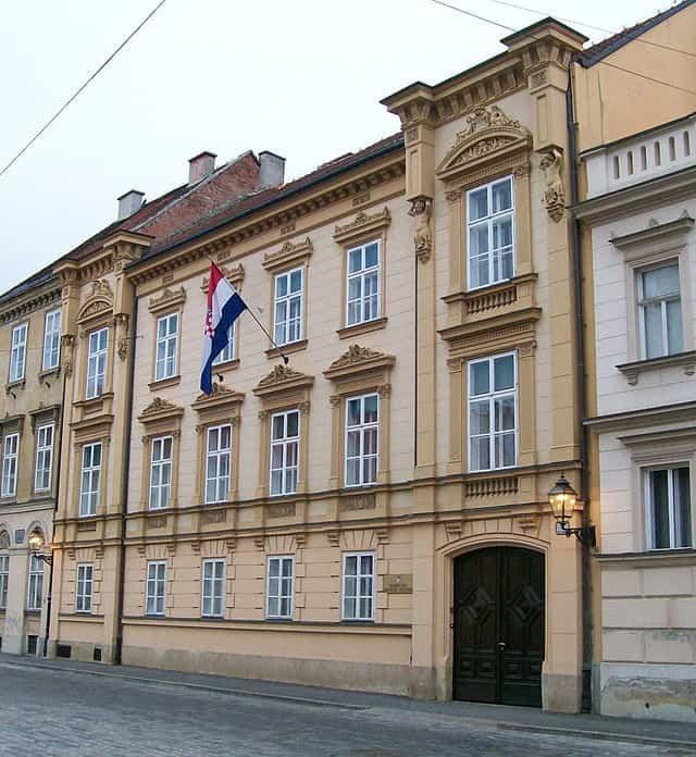 Curtea constitutional croatia