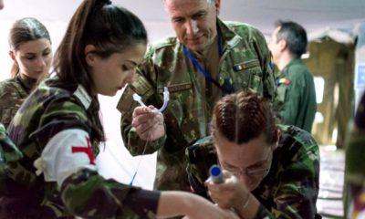 controale medici militari