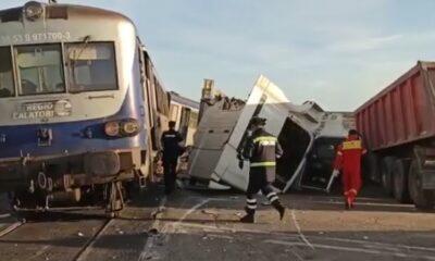 accident feroviar iasi