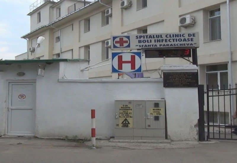 spitalul de boli infectioase iasi