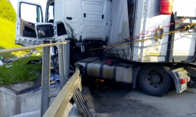 accident camion a3