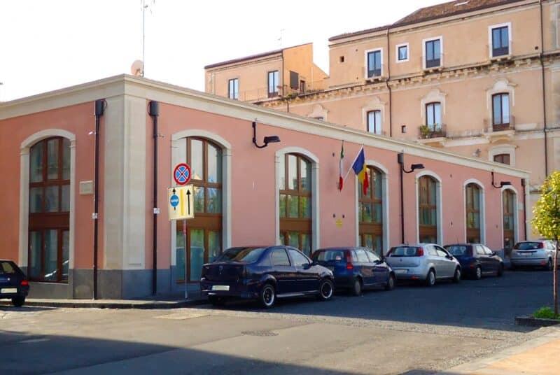 consulat catania