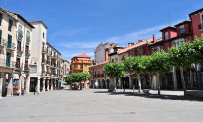 Aranda de Duero oras spania